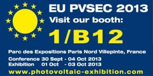 EU PVSEC 2013